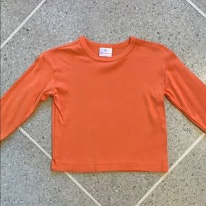Hanna Andersson 3/4 Sleeve Top
